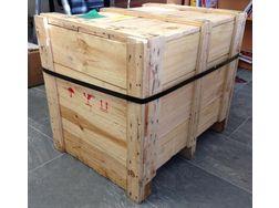 Biete Holzkisten 15 Euro - Paletten, Big Bags & Verpackungen - Bild 1