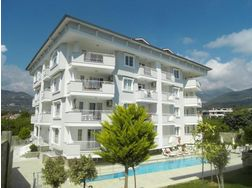 Wohnung Alanya Oba Fitnessraum Sauna Pool 3 Zimmerwohnung - Wohnung kaufen - Bild 1