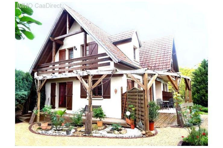 Gepflegtes Einfamilienhaus im grenznahen Elsass 10 Min