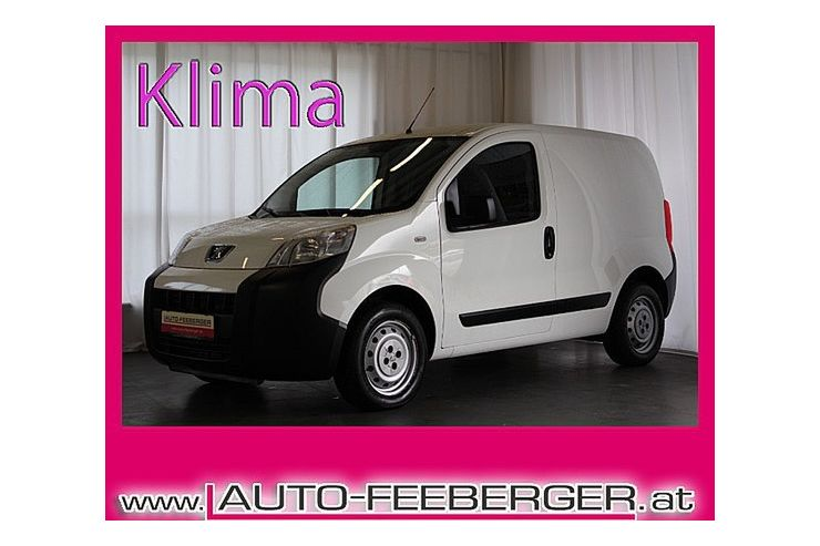 peugeot bipper 1 3 hdi 75 klima klima in fohnsdorf auf. Black Bedroom Furniture Sets. Home Design Ideas