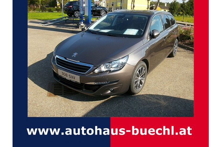peugeot 308 sw1 2 puretech 110 style s s in mattighofen auf. Black Bedroom Furniture Sets. Home Design Ideas