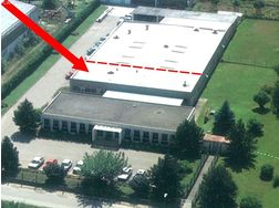 Gewerbe Halle 245 m� Rosenau Elsass 10 Min Basel Weil - Gewerbeimmobilie kaufen - Bild 1