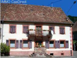 Reihenendhaus h�bschen typischen Ortschaft Kaysersberg Elsass 40 Mi - Haus kaufen - Bild 1