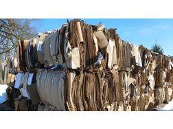 grosse Mengen Wellpappe Altpapier Ka - Paletten, Big Bags & Verpackungen - Bild 1