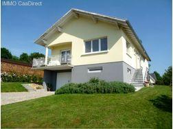 Gepflegtes �usserst preisg�nstiges Einfamilienhaus Elsass 30 Min Basel - Haus kaufen - Bild 1