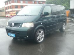 VW Multivan 2 5 Tdi Highline - Autos VW - Bild 1