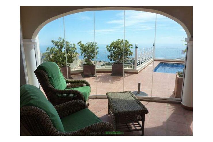Mediterrane Tapeten Style : Mediterrane style villa wohnen auf einer ebene mit