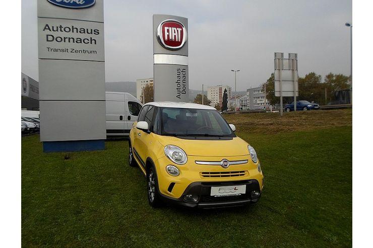 Fiat 500l trekking 1 6 multijet ii 105 start stop in linz for Autohaus linz