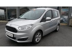Ford Tourneo Courier 1 5 TDCi Trend - Autos Ford - Bild 1