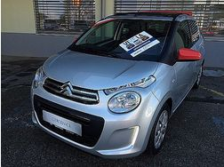 Citroën C1 Airscape VTi 68 manuell Feel - Autos Citroën - Bild 1