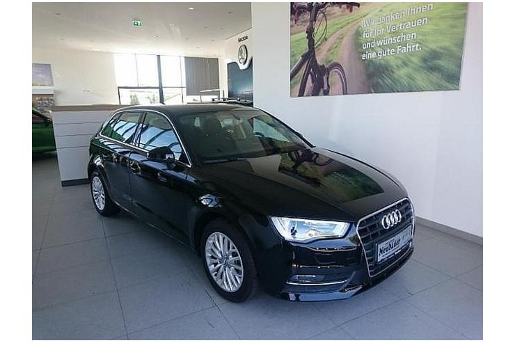 audi a3 sb daylight 1 6 tdi in fohnsdorf auf. Black Bedroom Furniture Sets. Home Design Ideas