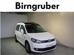 VW Caddy Kombi Edition 30 1 6 TDI DPF - Autos VW - Bild 1