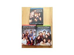 Seasons 1 2 3 Party of Five - DVD & Blu-ray - Bild 1