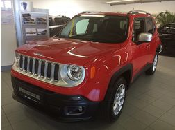 Jeep Renegade 1 6 MultiJet II 120 Limited - Autos Jeep - Bild 1