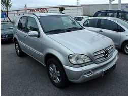Mercedes Benz ML 270 CDI Final Edition Aut - Autos Mercedes-Benz - Bild 1