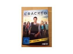 Cracked Staffel 2 deutsch DVD Box TV Serie - DVD & Blu-ray - Bild 1