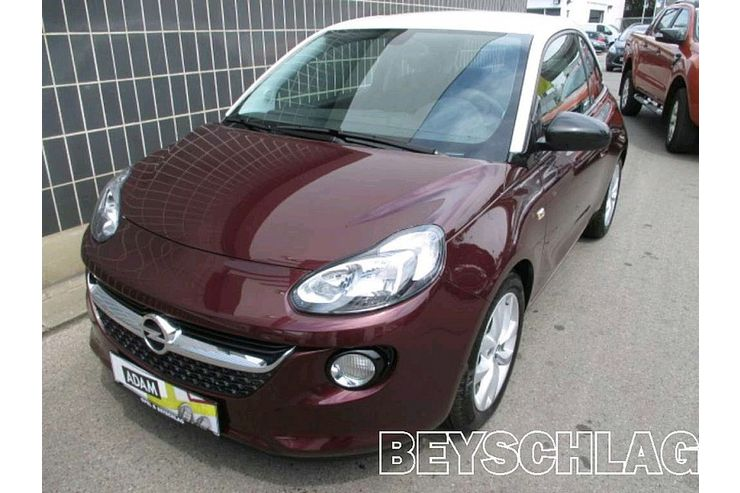 opel adam 1 2 jam ecoflex start stop system in wien auf. Black Bedroom Furniture Sets. Home Design Ideas