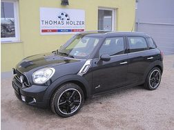 Mini MINI Countryman COOPER S 1 6 ALL4 Aut - Autos Mini - Bild 1