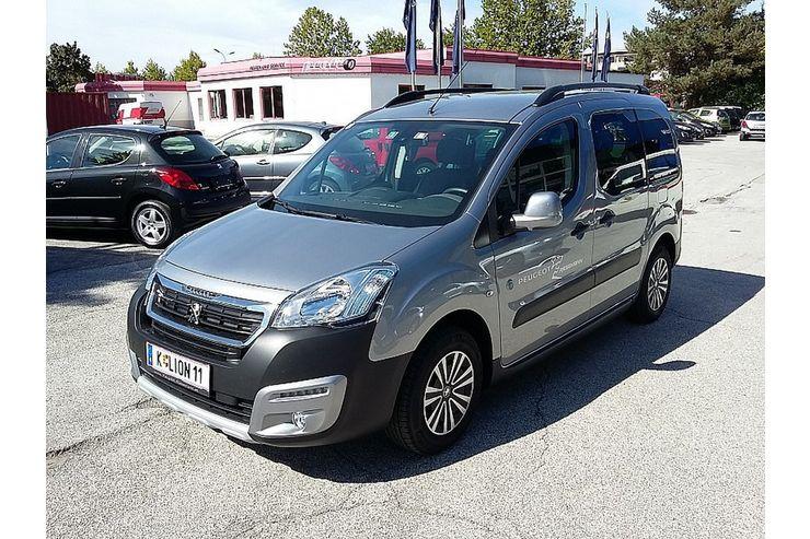 Peugeot Partner Tepee Outdoor 1 6 Hdi 120 S U0026s In Klagenfurt Auf Kleinanzeigen At