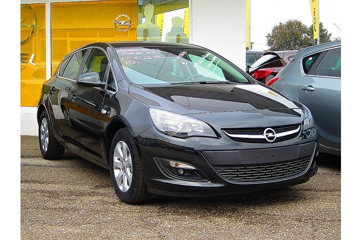 opel astra 1 4 turbo ecotec sterreich edition start stop. Black Bedroom Furniture Sets. Home Design Ideas