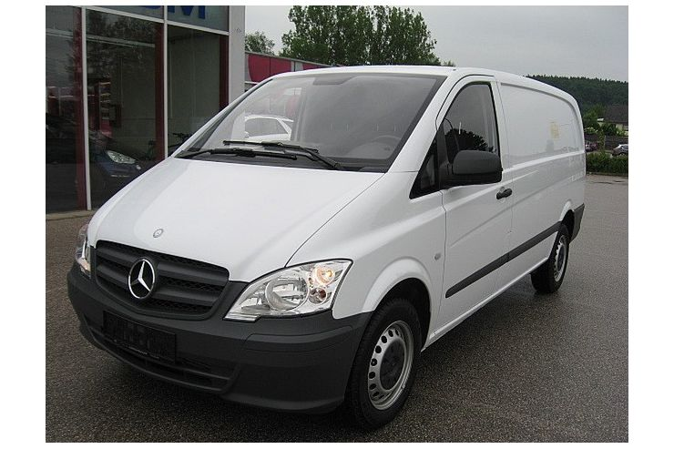 mercedes benz vito 110 cdi blueefficiency lang in timelkam auf. Black Bedroom Furniture Sets. Home Design Ideas