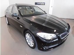 BMW 520d Limousine Aut Head Up Navi - Autos BMW - Bild 1