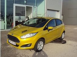 Ford Fiesta Trend 1 25 - Autos Ford - Bild 1