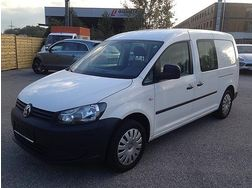 VW Caddy Kombi Maxi Van 1 6 TDI DPF - Autos VW - Bild 1