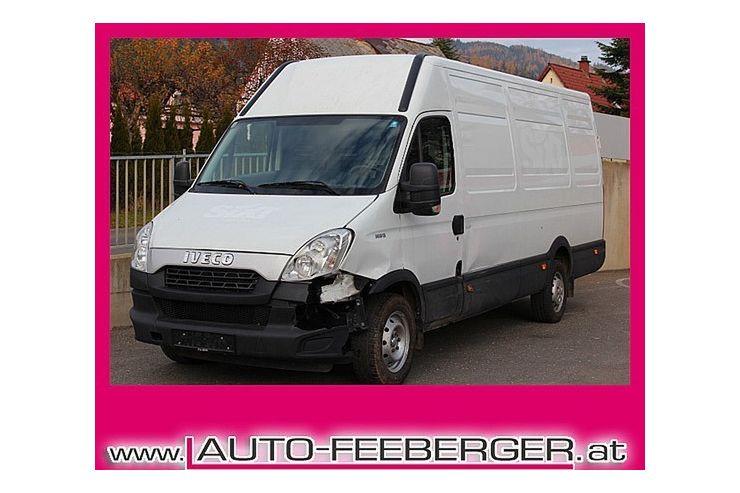 iveco daily 35s13v 3950 radstand kastenwagen in fohnsdorf auf. Black Bedroom Furniture Sets. Home Design Ideas