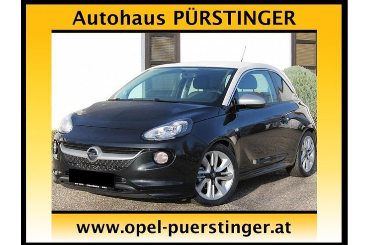 opel adam 1 0 turbo slam ecoflex direct injection start stop in ried im innkreis auf. Black Bedroom Furniture Sets. Home Design Ideas