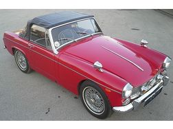 MG MG Midget Mark III Cabrio - Autos MG - Bild 1