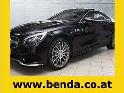 Mercedes Benz S500 4MATIC Coupe AMG Line Neupr 217 000 - Autos Mercedes-Benz - Bild 1