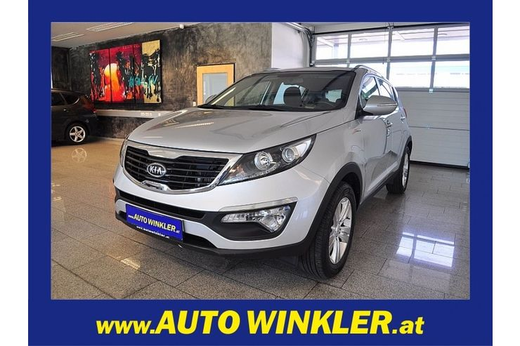 kia sportage motion 2 0 crdi 4wd dpf in st georgen ob judenburg auf. Black Bedroom Furniture Sets. Home Design Ideas