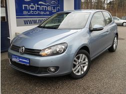 VW Golf Highline 1 4 TSI DSG TOP Service 1 Besitz - Autos VW - Bild 1