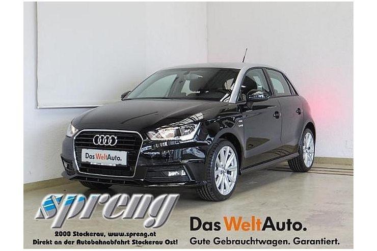 Audi a1 sportback 1 0 tfsi admired in stockerau auf for Auto stockerau