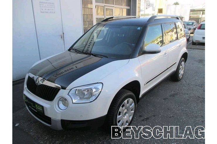 skoda yeti twenty elegance 1 2 tsi dsg in wien auf. Black Bedroom Furniture Sets. Home Design Ideas