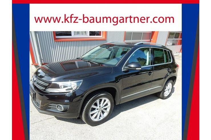 vw tiguan 2 0 tdi 4motion teilleder alcantara allrad in. Black Bedroom Furniture Sets. Home Design Ideas
