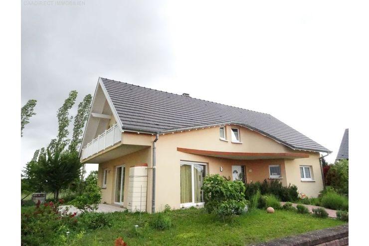 Zwei Generationen Haus im Elsass 10 Min v Neuenburg 20