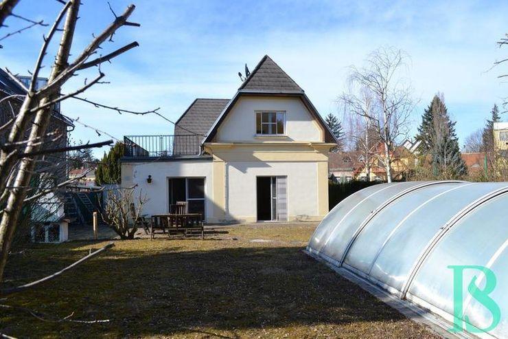 Sonnen Garten Pool Sauna Entzuckendes Haus Herrliche Grunlage