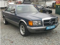 Mercedes Benz 380 se 3 8 v8 - Autos Mercedes-Benz - Bild 1