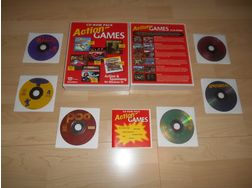 6 Action Games Windows 95 - PC Games - Bild 1