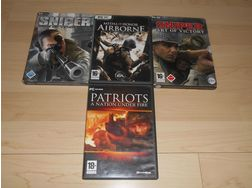 4 Shooter PC Spiele
