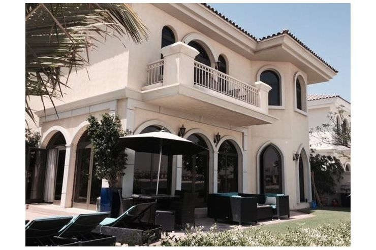Gardenhome Villa At Palm Jumeirah In Dubai Vereinigte Arabische