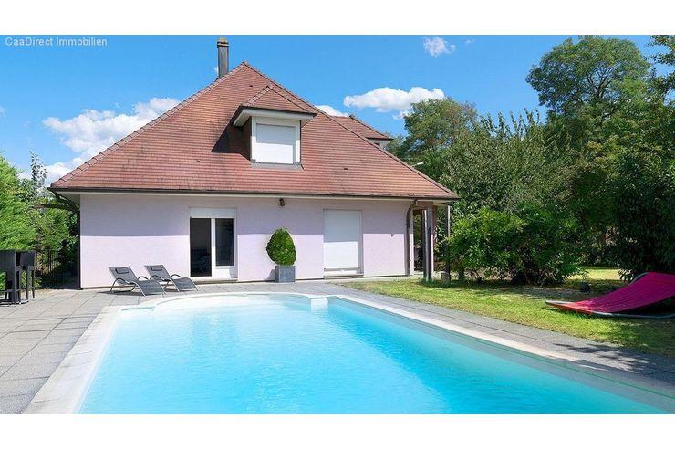 Grosszügiges Haus mit Pool im Elsass - 10 Minuten von Breisach am ...