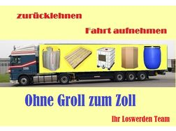 Import Export Zollabwicklung Logistik - Transportdienste - Bild 1