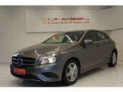 Mercedes Benz A 180 Teil Leder Bluetooth Start Stopp PDC - Autos Mercedes-Benz - Bild 1