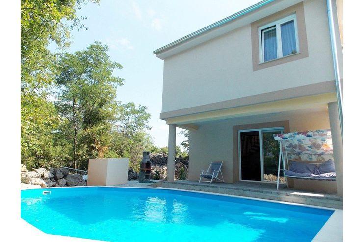 Mieten Haus mit Pool in Insel Krk, Kroatien