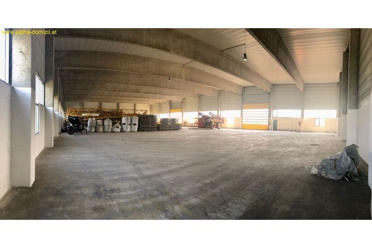 Lagerhalle /ev. Veranstaltungshalle 1.655 m² + optionalem