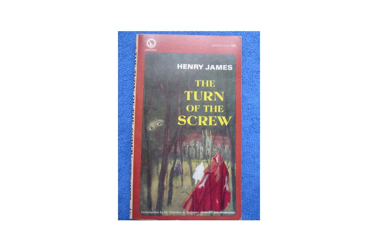 The Turn of the Screw by Henry James - Fremdsprachige Bücher - Bild 1