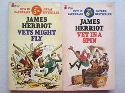 2 Novels by with James Herriot - Fremdsprachige Bücher - Bild 1
